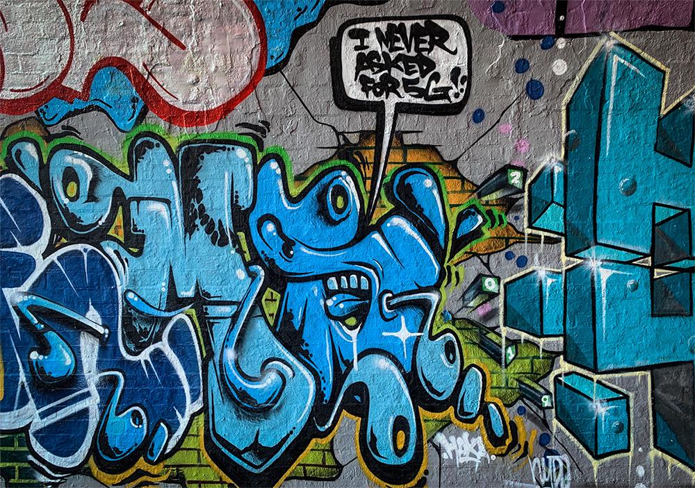 Graffiti 5G