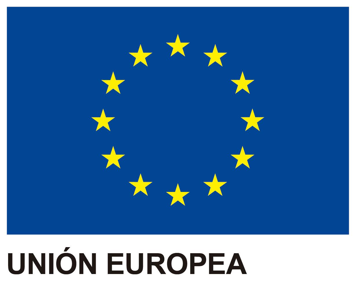 Logo Fondos Feder Unión Europea